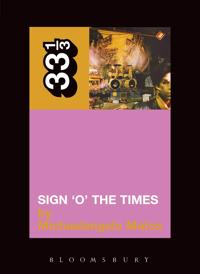 Sign 'O' the Times