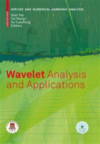 Wavelet Analysis And Applications
