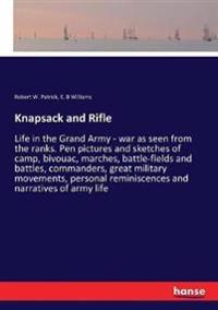 Knapsack and Rifle