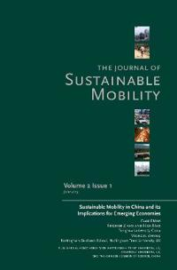 Sustainable Mobility in China and Its Implications for Emerging Economies