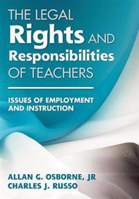 Legal Rights and Responsibilities of Teachers
