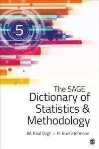 SAGE Dictionary of Statistics & Methodology