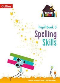 Spelling skills pupil book 3