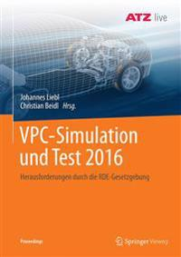 Vpc - Simulation Und Test 2016