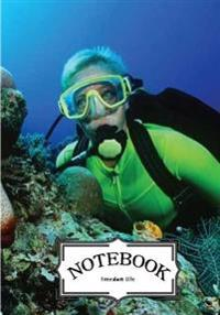Notebook: Under the Sea: Notebook Journal Diary, 120 Lined Pages, 7 X 10