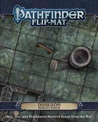 Pathfinder Flip-Mat Dungeon Multi-Pack