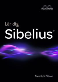 Lär dig Sibelius - Claes-Bertil Nilsson pdf epub