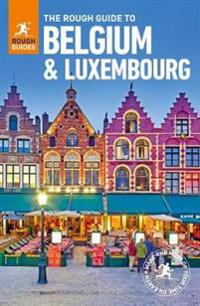 The Rough Guide to Belgium and Luxembourg (Travel Guide)