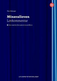 Mineralloven - Thor Falkanger pdf epub