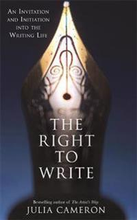 Right to write - an invitation and initiation into the writing life