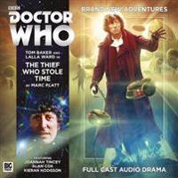 Fourth doctor adventures - the thief who stole time