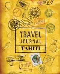Travel Journal Tahiti
