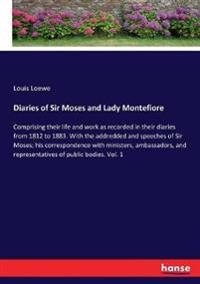 Diaries of Sir Moses and Lady Montefiore