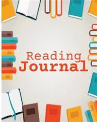 Reading Journal: Reading Log for Book Lover Large 8x10 116 Pages for Spacious Record & Book Lover