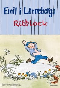 Emil i Lönneberga - Ritblock