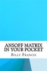 Ansoff Matrix in Your Pocket