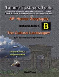 The Cultural Landscape 12th Edition+ Activities Bundle: Bell-Ringers, Warm-Ups, Multimedia Responses & Online Activities to Accompany the Rubenstein T