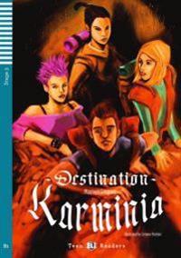 Destination Karminia (engelsk)