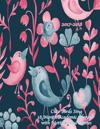 2017-2018 Cute Birds Sing 18 Month Academic Planner with Motivational Quotes: July 2017 to December 2018 Calendar Schedule Organizer