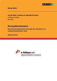 Die Exzellenzinitiative. Das Hochschulpolitische Konzept Der Exzellenz Aus Volkswirtschaftlicher Sicht