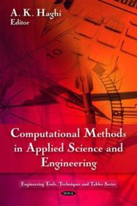 Computational Methods in Applied Science and Engineering