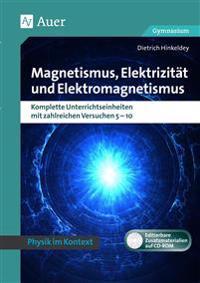 Magnetismus  Elektrizität und Elektromagnetismus - Dietrich Hinkeldey - böcker (9783403078180)     Bokhandel