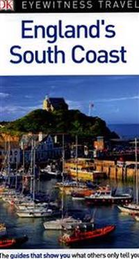 Dk eyewitness travel guide englands south coast