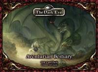 The Dark Eye - Aventurian Bestiary Card Pack