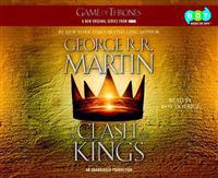 A Clash of Kings: (Lib)(CD)