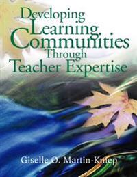 Developing Learning Communities Through Teacher Expertise