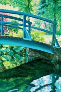 Monets Japanese Bridge at Giverny Workbook of Affirmations Monets Japanese Bridge at Giverny Workbook of Affirmations