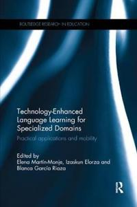 Technology-enhanced Language Learning for Specialized Domains