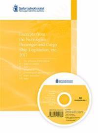 Excerpts from the Norwegian passenger and cargo ship legislation etc. 2017