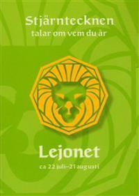 Lejonet. Ca 22 juli - 21 augusti
