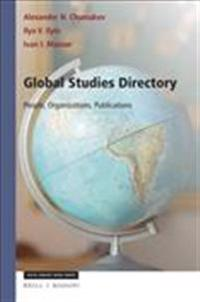 Global Studies Directory: People, Organizations, Publications