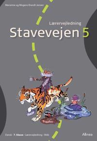 Stavevejen 5, Lærervejledning/Web, 7.kl.