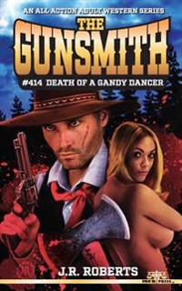 The Gunsmith #414-Death of a Gandy Dancer