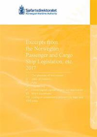 Excerpts from the Norwegian passenger and cargo ship legislation, etc. 2017