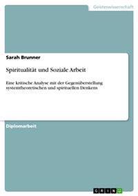 Spiritualitat Und Soziale Arbeit