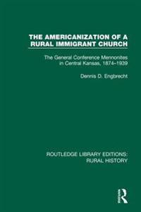 Americanization of a Rural Immigrant Church