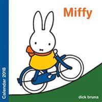 Miffy by Dick Bruna Wall Calendar 2018 (Art Calendar)