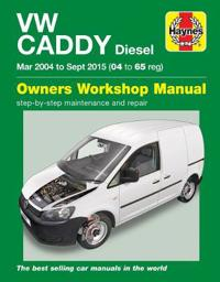VW Caddy Diesel (Mar '04-Sept '15) 04 to 65
