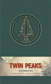 Twin Peaks Hardcover Ruled Journal