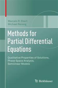 Methods for Partial Differential Equations