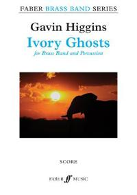 Ivory Ghosts (Brass Band Score Only)