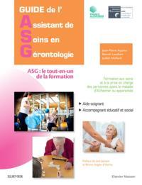 Assistant de soins en gerontologie