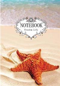 Notebook: Starfishes Vol.12: Pocket Notebook Journal Diary, 120 Pages, 7 X 10 (Notebook Lined, Blank No Lined)
