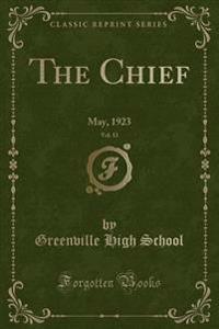 The Chief, Vol. 13