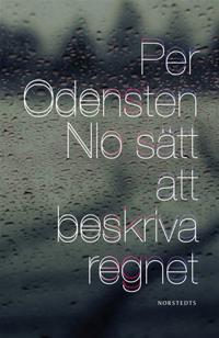 Nio sätt att beskriva regnet