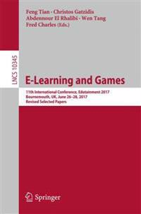E-Learning and Games